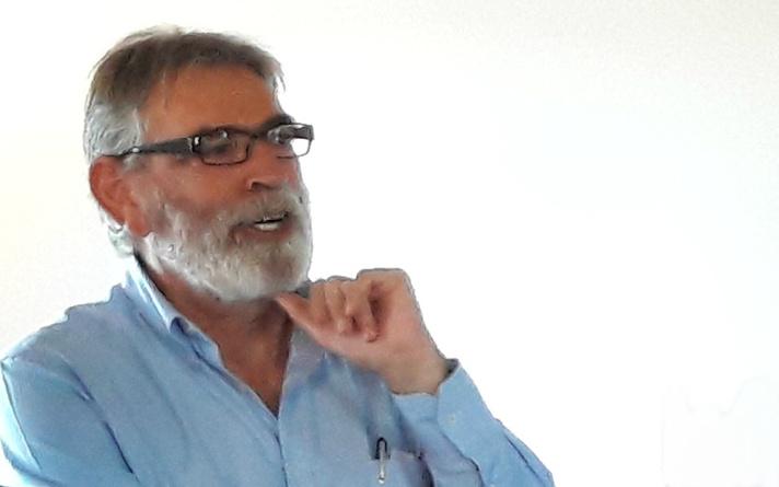 Carlos Velasco, secretario autonómico de jueces/Carlos Velasco, secretari autonòmic de jutges