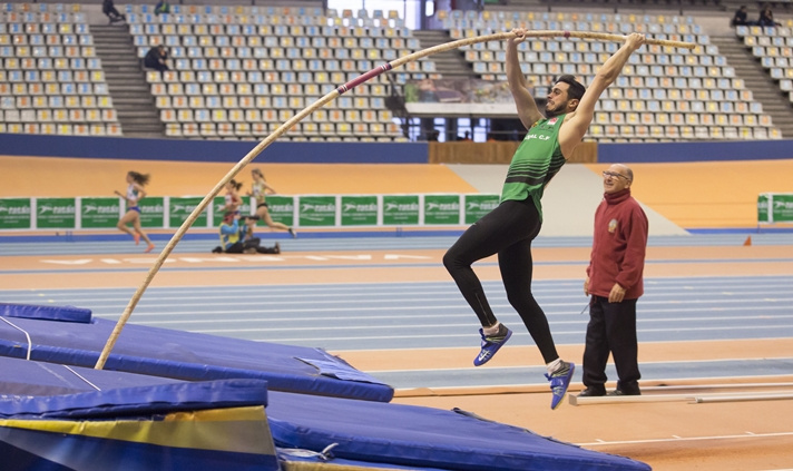 Jornada de Entrenamiento Técnico de salto con pértiga/Jornada d'Entrenament Tècnic de bot amb perxa