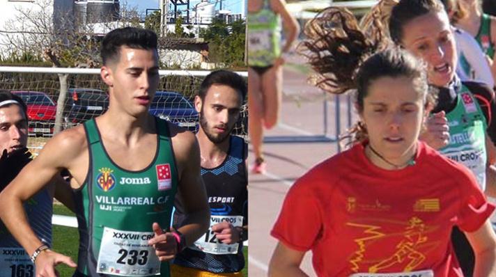 Víctor Ruiz y Carla Masip se imponen en Benicarló/Víctor Ruiz i Carla Masip s'imposen a Benicarló