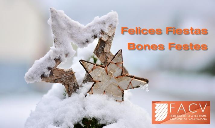 Felices fiestas y próspero año 2018/Bones festes i pròsper any 2018