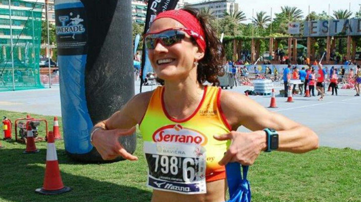 Marta Esteban será mundialista en Londres/Marta Esteban ser mundialista a Londres