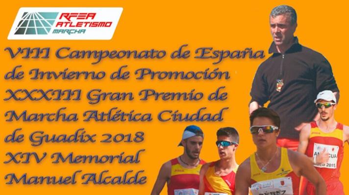 La cantera de la marcha española se mide en Guadix/La pedrera de la marxa espanyola es medix a Guadix