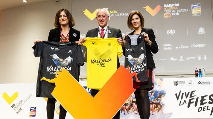 Maratón Valencia busca seguir haciendo historia/Maratón València busca seguir fent història