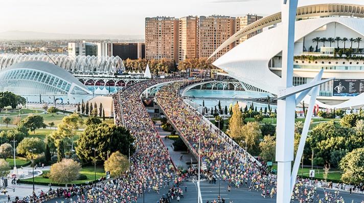 Valencia lidera las mejores carreras españolas en ruta de 2018/Valencia lidera les millors carreres espanyoles en ruta de 2018