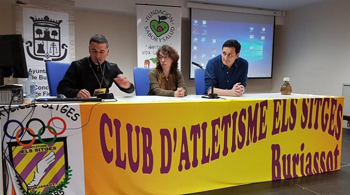 Alicia Ruano ratificada en el panel de jueces de European Athletics/Alicia Ruano ratificada al panell de jutges d'European Athletics