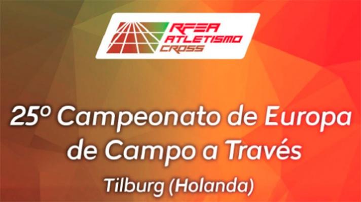 Ruiz, Herreros y Peris seleccionados para el Europeo de Tilburg/Ruiz, Herreros i Peris seleccionats per a l'Europeu de Tilburg