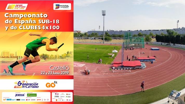 Los títulos sub18 se otorgan en Castellón/Els títols sub18 s'atorguen a Castelló