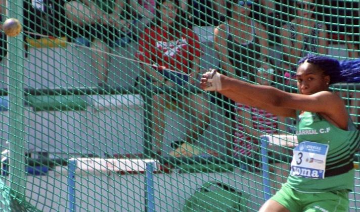 Jaén acoge el campeonato de España absoluto de lanzamientos largos/Jaén acull el campionat d'Espanya absolut de llançaments llargs