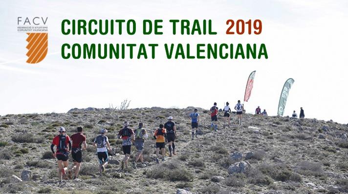 Abierto el plazo de solicitudes del Circuito de Trail FACV /Obert el termini de sol•licituds del Circuit de Trail FACV