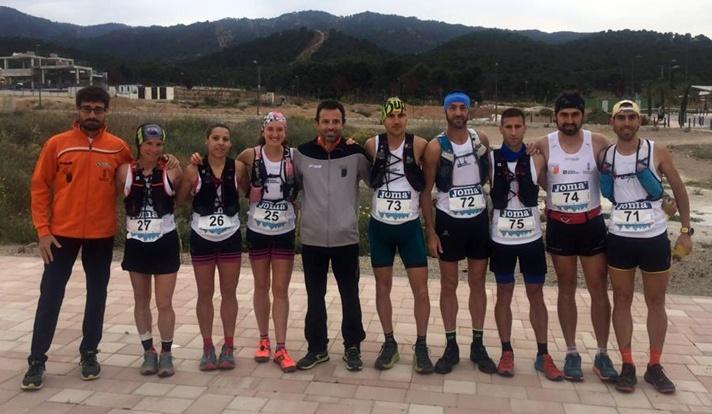 La Comunidad Valenciana logra la sexta plaza en Trail Running/La Comunitat Valenciana aconseguix la sexta plaça en Trail Running