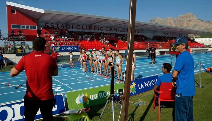 Valencia formará a jueces de atletismo/València formarà jutges d'atletisme