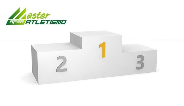 Excelentes resultados del atletismo máster en 2019/Excel•lents resultats de l'atletisme màster en 2019