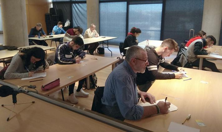 Notables resultados en los cursos de juez de Valencia y Castellón/Notables resultats en els cursos de jutge de València i Castelló