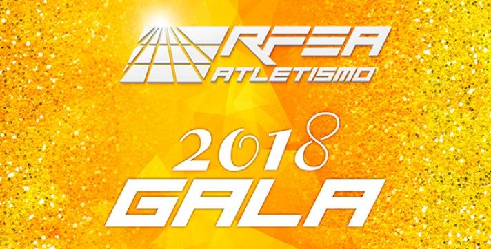 Siete galardones para la Comunitat en la Gala del Atletismo Español/Set guardons per a la Comunitat en la Gala de l'Atletisme Espanyol