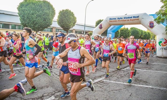 Ciudad Real otorga los títulos nacionales de maratón/Ciudad Real atorga els títols nacionals de marató