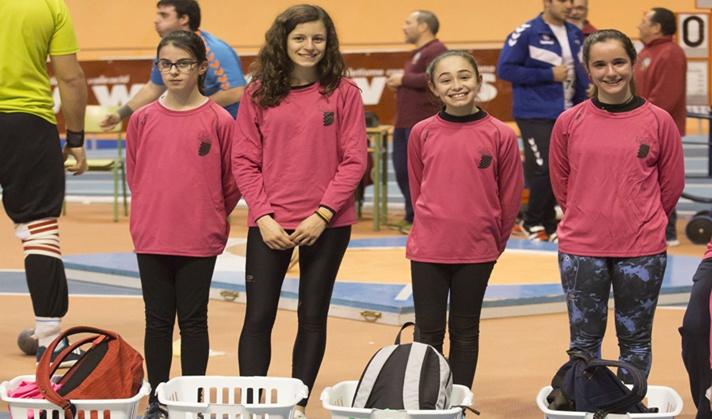 Campaña de voluntariado Campeonato de España Sub18/Campanya de voluntariat Campionat d'Espanya Sub18