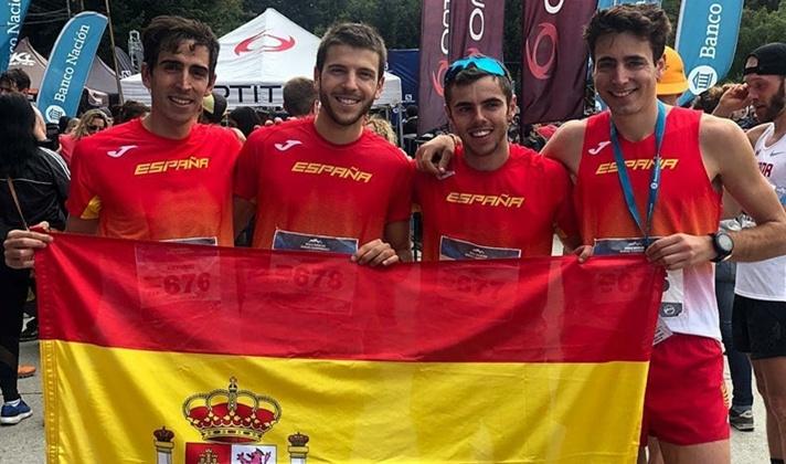Antonio Martínez, oro en el Mundial de Carreras de Montaña/Antonio Martínez, or en el Mundial de Carreres de Muntanya