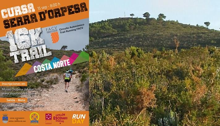 Cursa Serra d'Orpesa, segunda prueba del Circuito Trail Running/Cursa Serra d'Orpesa, segona prova del Circuit Trail Running