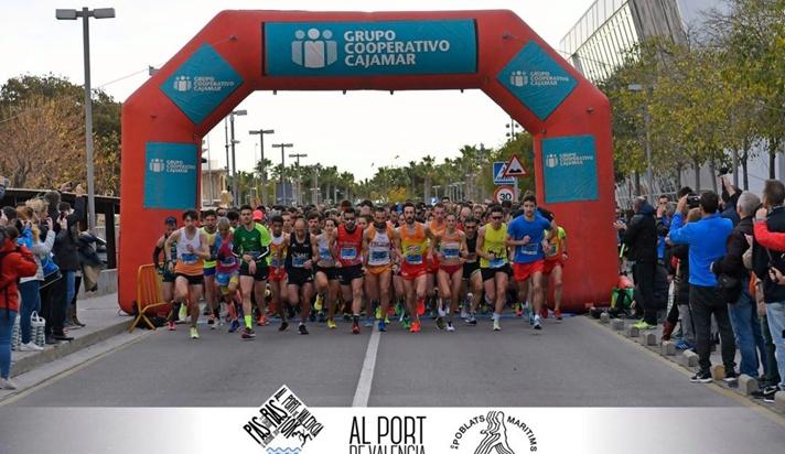 Llega el Pas Ras al Port de València/Arriba el Pas Ras al Port de València