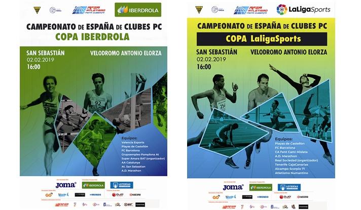 El campeonato de España por clubes llega a San Sebastián/El campionat d'Espanya per clubs arriba a Sant Sebastià