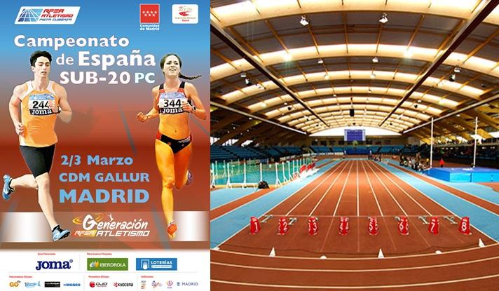 Llega el campeonato de España Sub20/Arriba el campionat d'Espanya Sub20