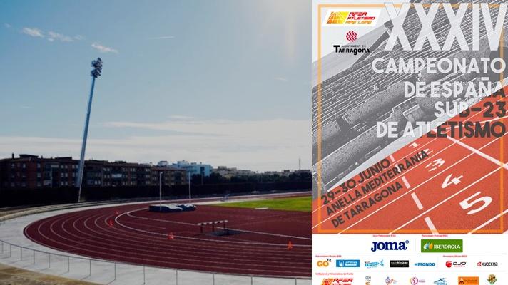 En Tarragona se deciden los títulos Sub23/A Tarragona es decidixen els títols Sub23