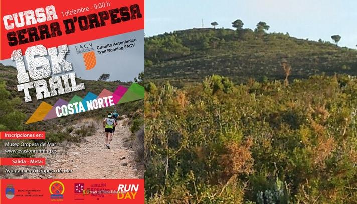 La Cursa Serra d'Orpesa cierra el Circuito Trail Running 2019/La Cursa Serra d'Orpesa tanca el Circuit Trail Running 2019