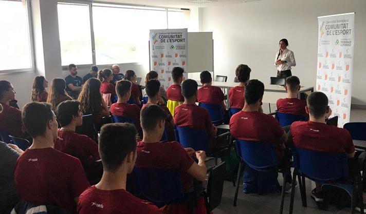 Castellón acoge la concentración de tecnificación 'FER Futur 2019'/Castelló acull la concentració de tecnificació 'FER Futur 2019'