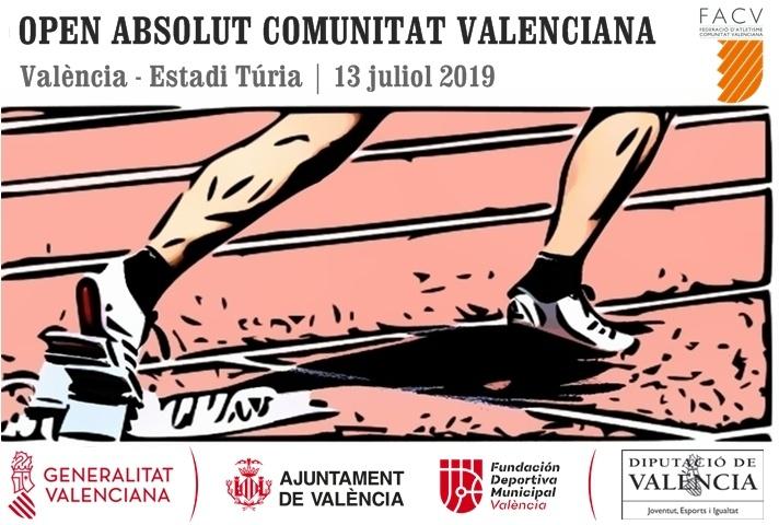 Valencia acoge el Campeonato Autonómico Absoluto/València acull el Campionat Autonòmic Absolut