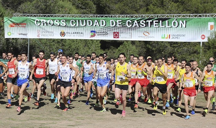 Castellón acoge el autonómico por clubes de campo a través/Castelló acull l'autonòmic per clubs de camp a través