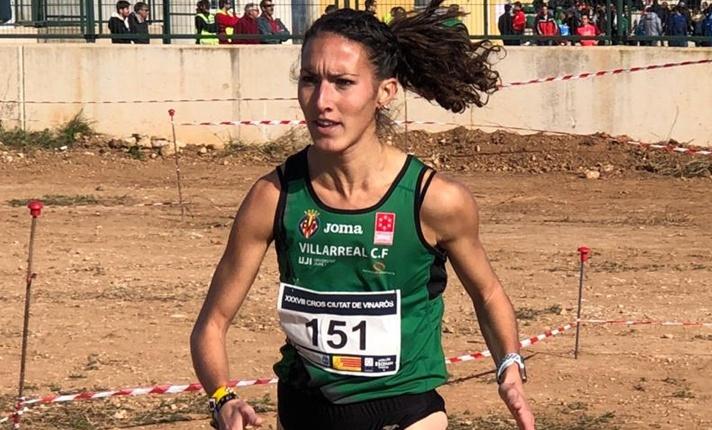 Laura Méndez y Víctor Ruiz, vencedores del cross de Vinaròs/Laura Méndez i Víctor Ruiz, vencedors del cross de Vinaròs