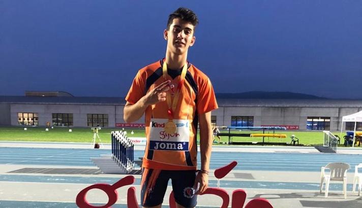 11 medallas en el campeonato de España Sub16/11 medalles en el campionat d'Espanya Sub16