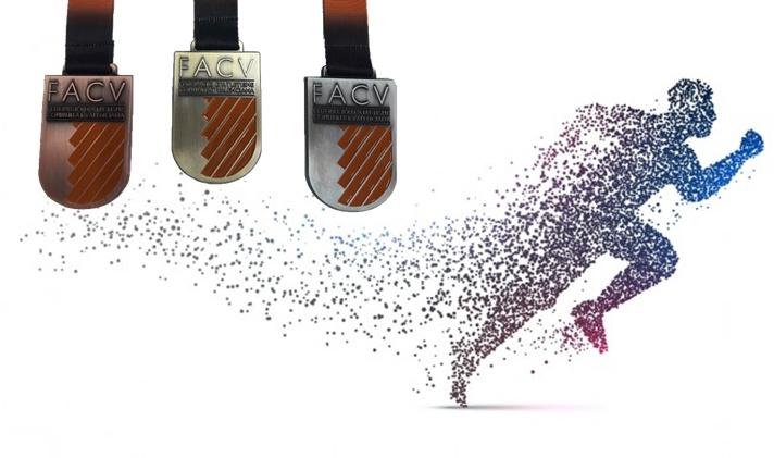 La FACV presenta sus nuevas medallas/La FACV presenta les seues noves medalles