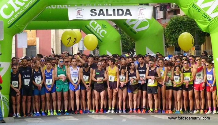 Orihuela está lista para su medio maratón/Orihuela està llesta per al seu mig marató