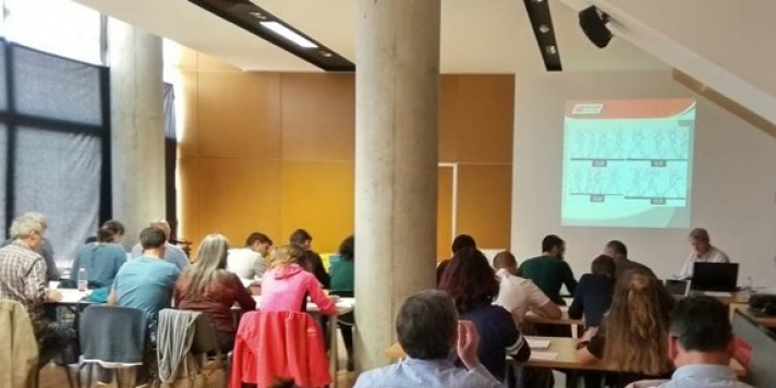 En Valencia y Alicante comienzan los cursos para Juez de Atletismo./A València i Alacant comencen els cursos per a Jutge d'Atletisme.