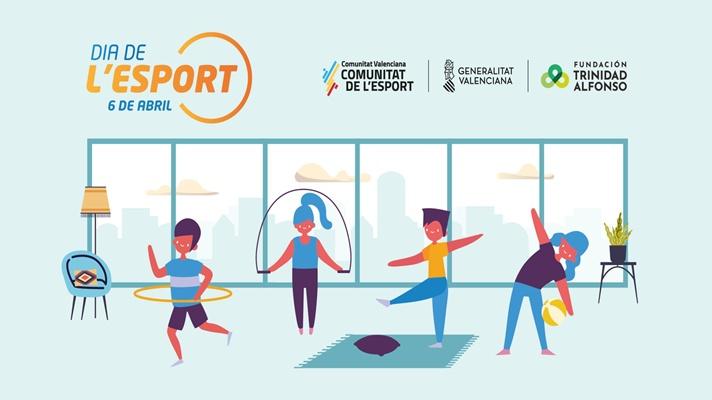Llega el Dia de l'Esport/Arriba el Dia de l'Esport