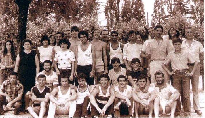Historia del atletismo castellonense/Història de l'atletisme castellonenc