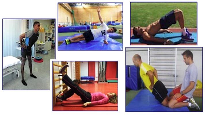 Recomendaciones para deportistas con lesiones específicas previas al confinamiento/Recomanacions per a esportistes amb lesions específiques prèvies al confinament