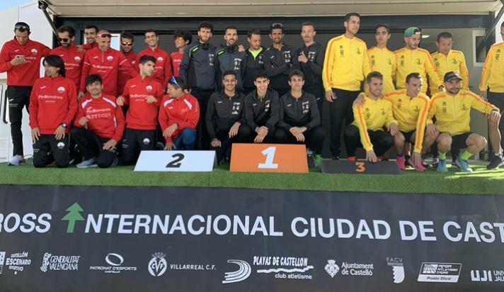 Castellón otorgó los cetros autonómicos por equipos/Castelló va atorgar els ceptres autonòmics per equips