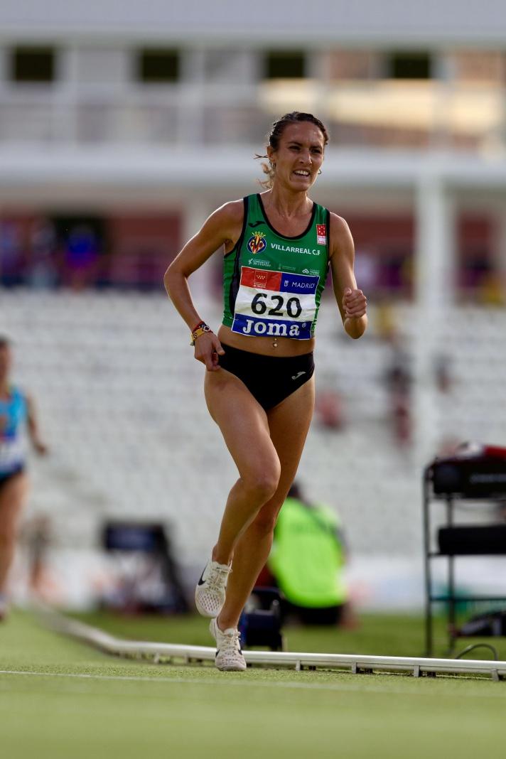 Laura Méndez quiere bajar de 1.13 en el Mundial/Laura Méndez vol baixar de 1.13 en el Mundial