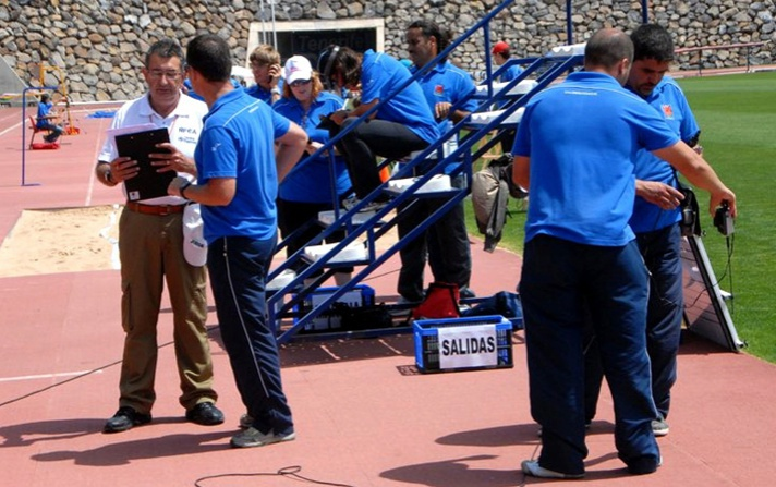 Curso de Juez de Atletismo RFEA Nivel I Alicante/Curs de Jutge d'Atletisme RFEA Nivel I Alacant