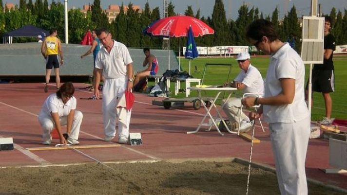 Curso de Juez de Atletismo RFEA Nivel I Castellón/Curs de Jutge d'Atletisme RFEA Nivel I Castelló
