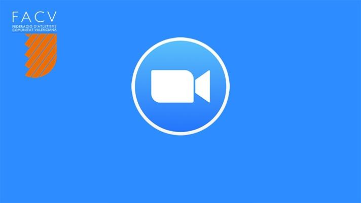 Videoconferencia de técnicos de la Federación Valenciana/Videoconferència de tècnics de la Federació Valenciana