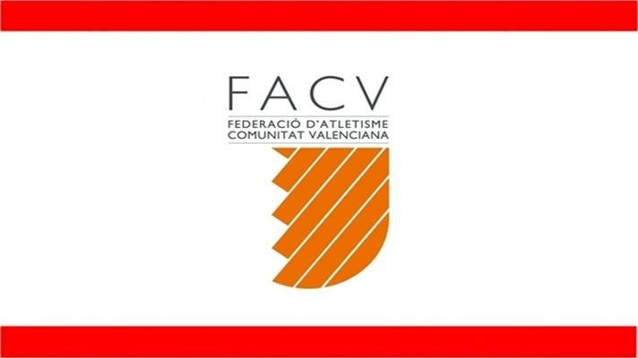 Nota Informativa Federación de Atletismo Comunidad Valenciana/Nota Informativa Federació d'Atletisme Comunitat Valenciana