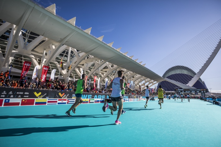 El Maratón de Valencia tendrá a 25 atletas de la Comunitat/La Marató de València tindrà a 25 atletes de la Comunitat
