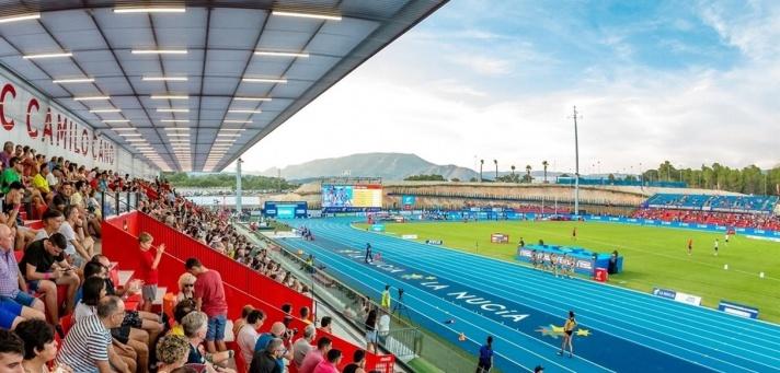 La Nucía, epicentro del atletismo alicantino/La Nucia, epicentre de l'atletisme alacantí