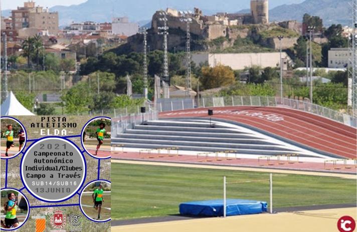 Elda acoge el Campeonato Autonómico de Campo a Través de los Jocs /Elda acull el Campionat Autonòmic de Camp a través dels Jocs