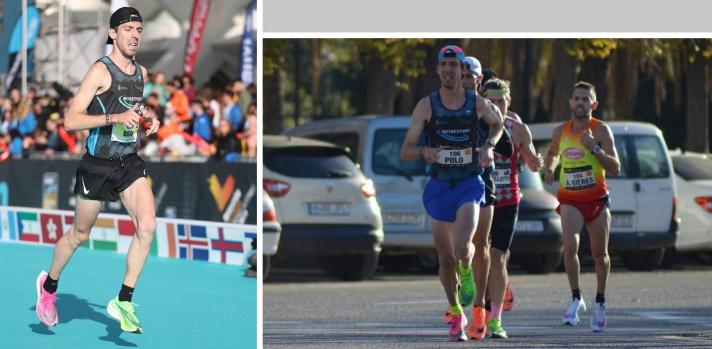 Cerca de 250 corredores participarán el domingo en la Reunión de Fondo en Ruta La Pobla de Vallbona/Prop de 250 corredors participaran el diumenge en la Reunió de Fons en Ruta La Pobla de Vallbona