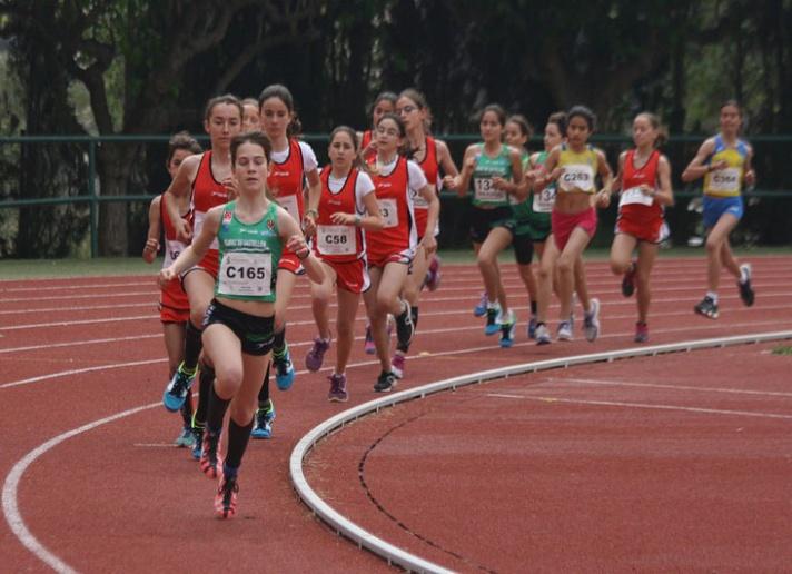 Los atletas Sub14 celebran su Campeonato Autonómico Individual en Castellón/Els atletes Sub14 celebren el seu  Campionat Autonòmic Individual a Castelló