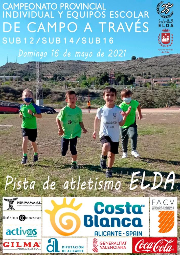 Campeonato Provincial de Cross Escolar de Alicante/Campeonato Provincial de Cross Escolar de Alicante
